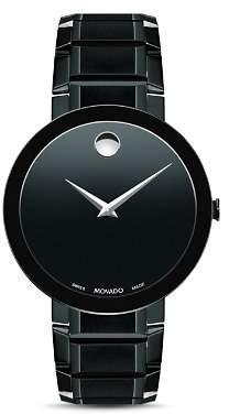 Movado Sapphire Watch, 39mm