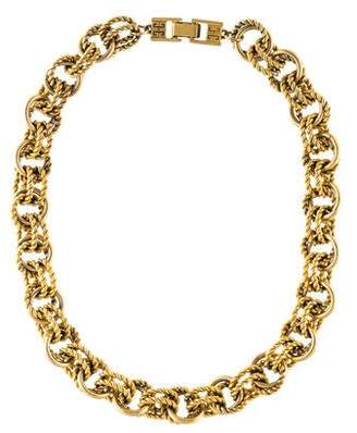 Givenchy Vintage Chain Necklace