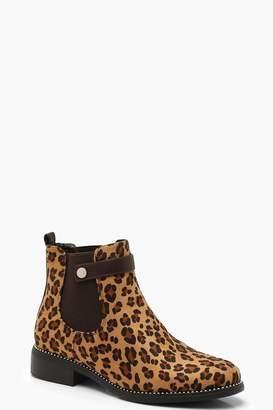 bd2a73c45f04 Leopard Chelsea Boots - ShopStyle UK