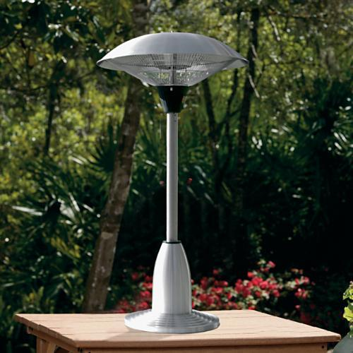 Stainless Steel Infrared Tabletop Heater