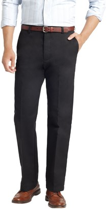 Izod Big & Tall Twill Flat-Front Pants