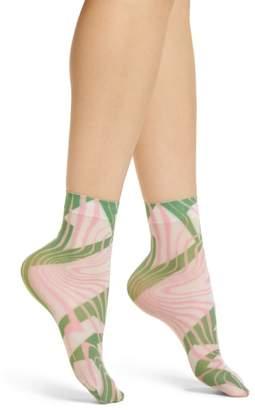 Happy Socks HYSTERIA BY Mia Ankle Socks