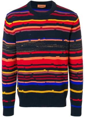 Missoni striped sweater