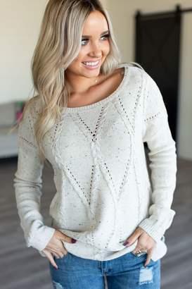 Harvard Sweater - Oatmeal