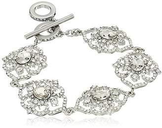 Carolee The Cloisters The Cloisters Clear Crystal Flex Bracelet