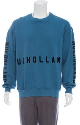 Yeezy Season 5 Invitation Sweatshirt