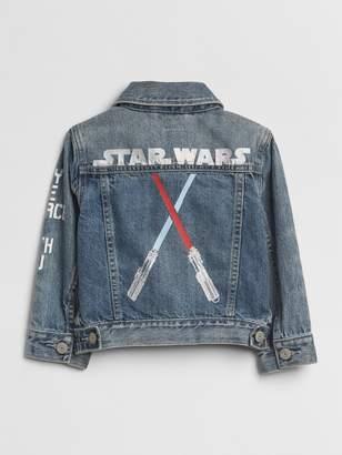 Gap babyGap   Star Wars Denim Jacket