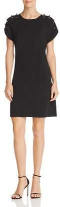 Betsey Johnson Embellished Shift Dress