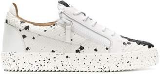 Giuseppe Zanotti Design Double Sketch sneakers