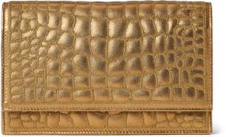 Ralph Lauren Quilted Nappa Chain Wallet