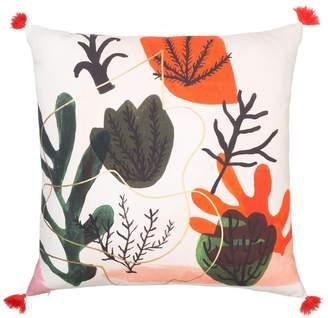 Oliver Bonas Evolution Seaweed Cushion