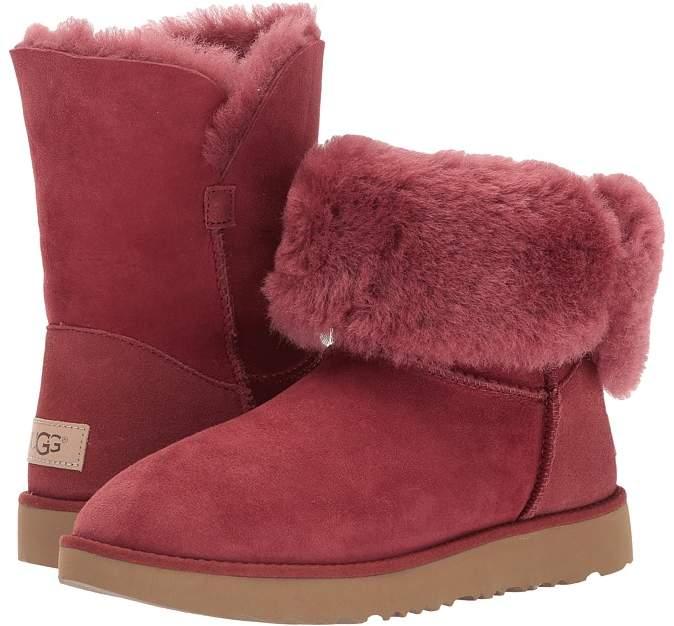 UGG - Classic Cuff Short Women's Shoes