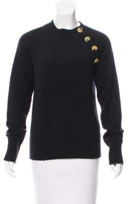 Burberry Cashmere Crew Neck Sweater