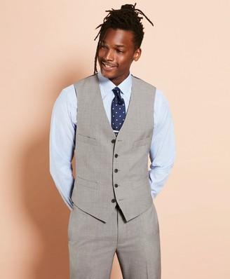 Brooks Brothers Wool Five-Button Suit Vest