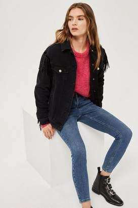 Topshop Petite Mid Jamie Jeans