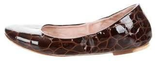 Bloch Savanna Round-Toe Flats