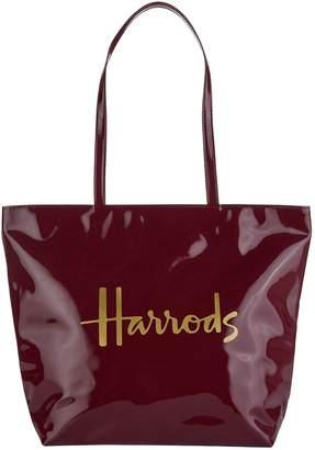 7543089037 at Harrods · Harrods Logo Shoulder Tote Bag