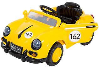 Lil' Rider '58 Yellow Speedy Sportster BatteryOp Car w/Remote