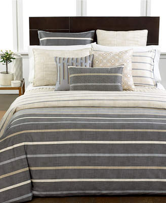 Hotel Collection Modern Colonnade Pair of Standard Shams Bedding