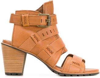 Sorel Nadia buckle sandals