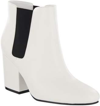 Mia Shoes Slip-on Booties - Zelma