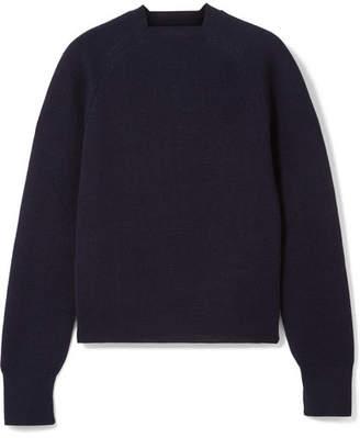 Carcel Milano Baby Alpaca Sweater - Navy