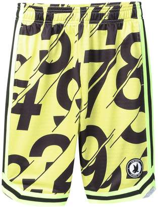 Flow Society Outnumbered Hoops Shorts (Little Boys & Big Boys)