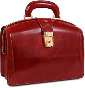 Pratesi Ladies Polished Italian Leather Briefcase