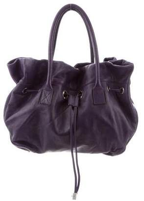 Sonia Rykiel Leather Tote Bag