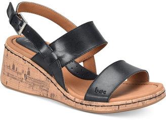 b.o.c. Lillia Slingback Sandals Women's Shoes $85 thestylecure.com