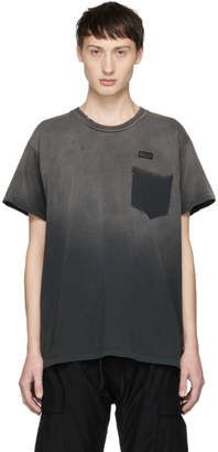 Billy Black Logo Marshall T-Shirt