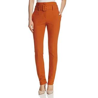 Theory Women's Belt Cigarette Pant