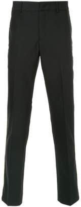 CK Calvin Klein side striped trousers