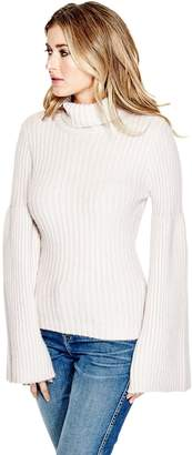 GUESS Samira Voluminous Sweater $89 thestylecure.com