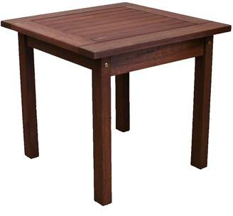 The Import Depot Outdoor Coffee & Side Tables Launton Outdoor Side Table