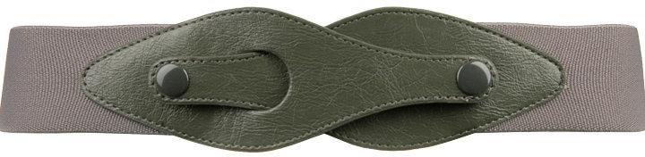 Lynx Snap Button Belt