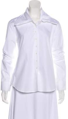 Pauw Collared Button-Up Top w/ Tags
