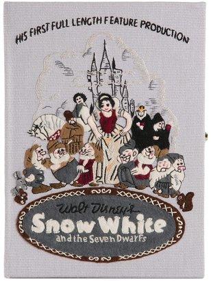 Le Bon Marche X The Webster Olympia Le Tan 'Snow White' clutch $1,850 thestylecure.com