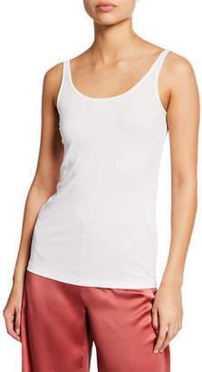 31a155e6f9886 Eileen Fisher Silk Jersey Long Slim Camisole