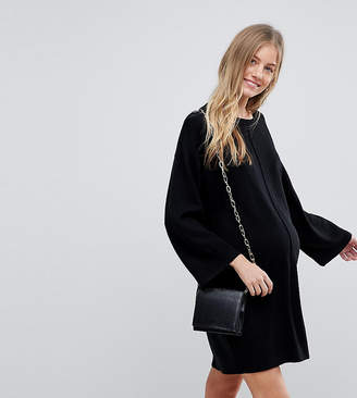 Asos DESIGN Maternity oversized dress with wide sleeve
