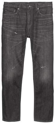 Banana Republic Heritage Athletic Tapered Medium Wash Jean