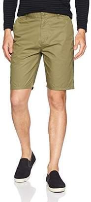 Obey Men's Straggler Lightweight Twill Short