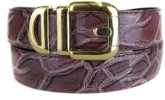 Buy Your Ties BLT-ALG-45- Mens - Alligator Belt