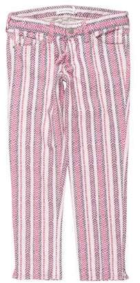 Etoile Isabel Marant Low-Rise Printed Jeans