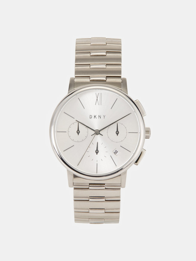 DKNY Willoughby 36mm Stainless Steel Chronograph Watch