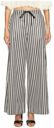McQ Super Kick Flare Pants Women's Casual Pants