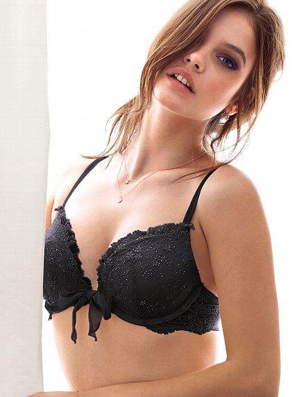 The Victoria's Secret Designer Collection Demi Push-up Bra