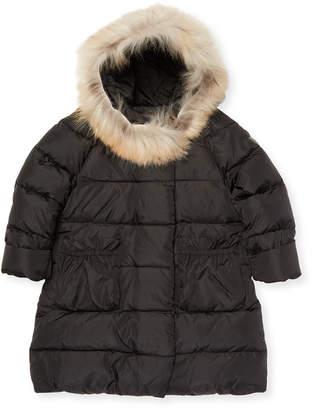 Il Gufo Hood Puffer Jacket