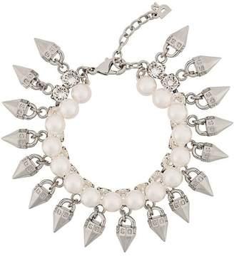 DSQUARED2 embellished bracelet