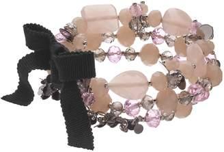 Vera Wang Simply Vera Beaded Stretch Bracelet Set